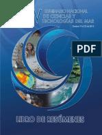 libro resumenes SENALMAR 2010