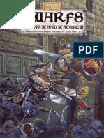 WFRP 1ed - Dwarfs - Stone and Steel