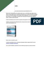 Acoustica Mixer Mp3