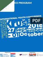 Conference Program 2018