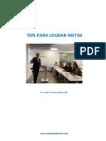 PDF Alex Arroyo Metas