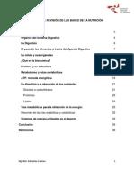 Módulo 2 - Revisión de Las Bases de La Nutrición