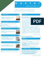 Alimentar Nº1- Maio 2010- PDF