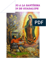 El Santo Rosario Especial a La Santísima Virgen de Guadalupe