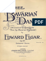 Elgar_Three Bavarian Dances