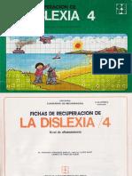 Fichas de Recuperación de La Dislexia 4 (8-10 Años)