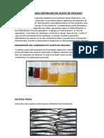 313332307 Proceso Para Obtencion de Aceite de Pescado Docx