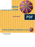 Presentation Parapluie