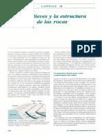 Capitulo18- Los Relieves y La Estructura de Las Rocas