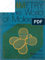 I. S. Dmitriev, Symmetry in the World of Molecules