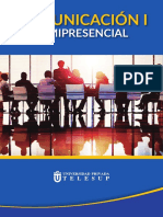 Comunicación I Semipresencial UPT