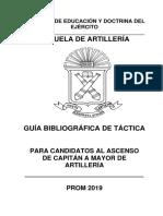 2. Guía Bibliografia Táctica 2019