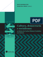 Cultura, democracia e socialismo