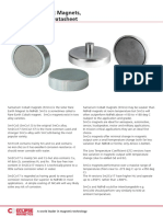 Samarium Cobalt Magnets Datasheet
