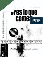 McKeith Gillian - Eres Lo Que Comes.pdf
