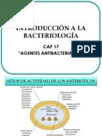 Cap 17 Agentes Antibacterianos