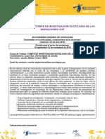 Call for Papers Ci25-Migraciones-congreso Fes