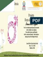 Convite Hora Das Garotas