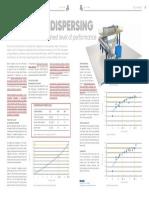 Andritz Dispersing Data