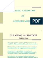 cleaningvalidation-131122223307-phpapp01