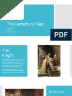 The Canterbury Tales - PFAFF