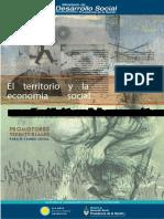 El Territorio y La Economía Social 1