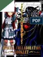 Altina X Overlord - Livreto Especial de Colaboração