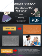 Neumonia y Epoc en El Adulto Mayor