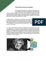 El Modelo de Pensamiento Estrategico en La Direccion de Personas y Organizaciones