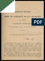 03 Arqs v 1 Estudos. Sobre Os Sambaquis p 1-20