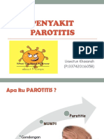 ppt parotitis