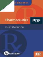 Remington Education Pharmaceutics
