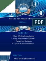 160646 Skills Template 16x9