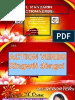 Foreign Language_ Mandarin Action Verbs