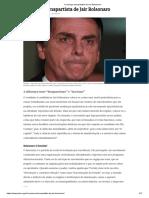 A Ameaça Bonapartista de Jair Bolsonaro ·