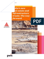 Indias New Real Estate and Infrastructure Trusts the Way Forward