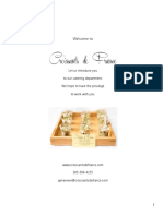 Catering Book Website