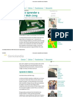 → Cómo aprender a jugar Mah-Jong _ Geniolandia.pdf