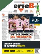 La Gazzetta Dello Sport 30-12-2018 - Serie B