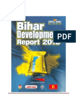 Development Research in Bihar | Economic Growth | Human