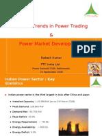 13-Recent Trends in Power Trading and Power Market Development Rakesh Kumar