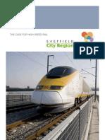 Case for High Speed Rail Leeds Sheffield