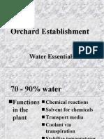 6.3 Irrigation