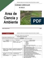 Ciencia Ambiente 2ºGrado RUTAS