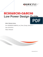 Quectel BC95&BC95-G&BC68 Low Power Design Guide V1.1(1)