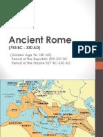 6.Rome