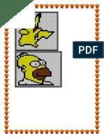 Pikachu , Homero