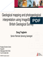 Geological Mapping and Photogeological Approaches