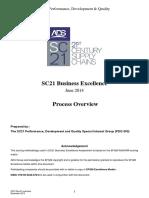 SC21 Bus Ex Process Overview June 2014