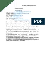 Objetivos de La Plataforma PEATE